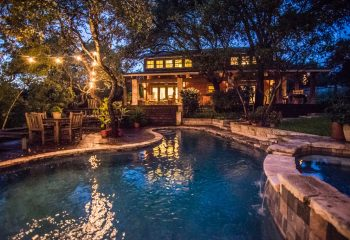 Austin Pool Builders - Legacy Pools & Spas specialize in inground pool construction.