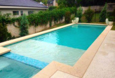 Pool Construction - Austin, TX